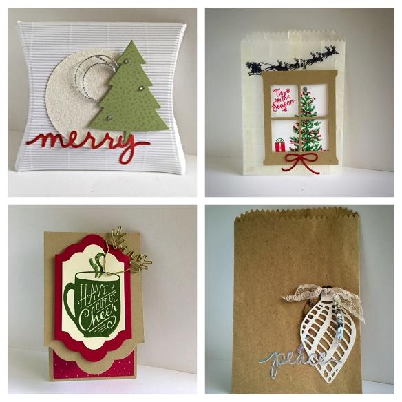 Maui Stamper Christmas Crafting November 14, 2015