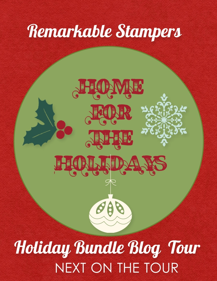 Home for the Holidays RemARKable Blog Tour