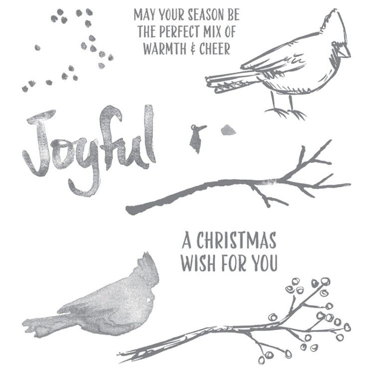 Maui Stamper Joyful Season 139770