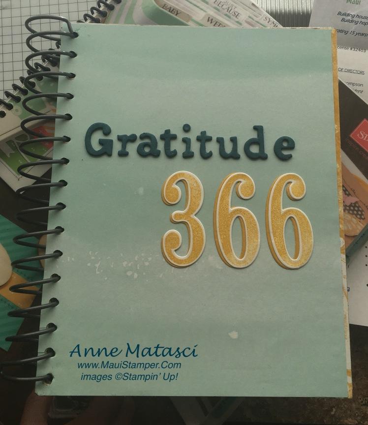 Maui Stamper Gratitude 366