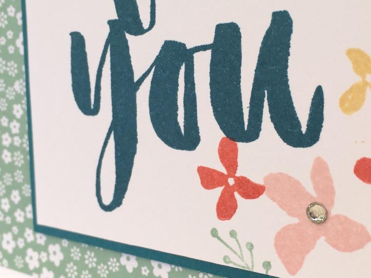 Maui Stamper Just for You Sale-a-bration 2016