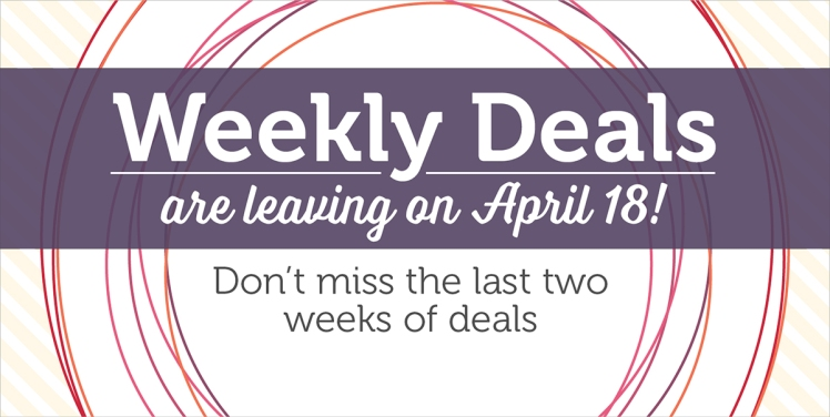 Maui Stamper End of Weekly Deals
