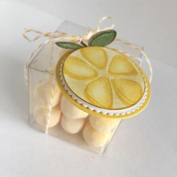 Maui Stamper Fresh Fruit Lemon