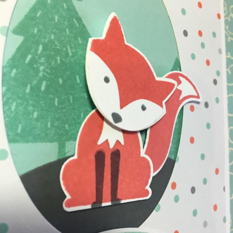 Maui Stamper Foxy Friends