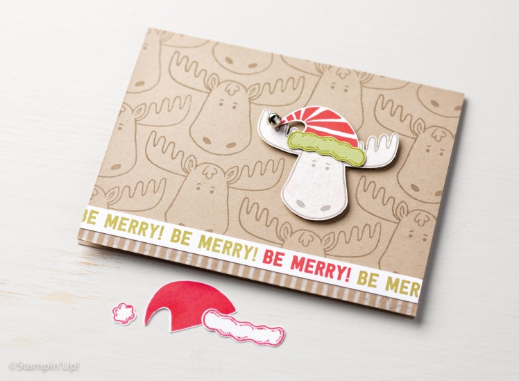 Maui Stamper Holiday 2016 Jolly Friends and Jolly Hat Punch