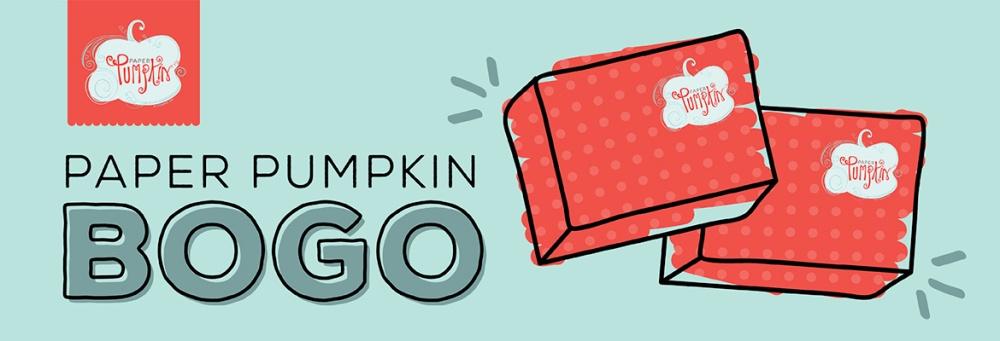 Maui Stamper Paper Pumpkin BOGO 2016