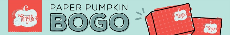 2016 Paper Pumpkin Bogo banner