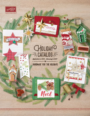 Maui Stamper 2016 Stampin' Up! Holiday Catalog