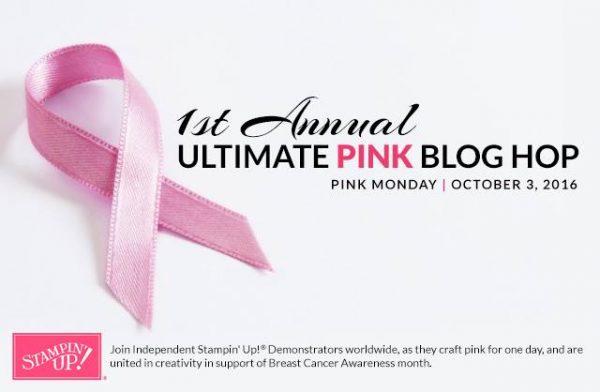 Maui Stamper First Annual Ultimate Pink Blog Hop