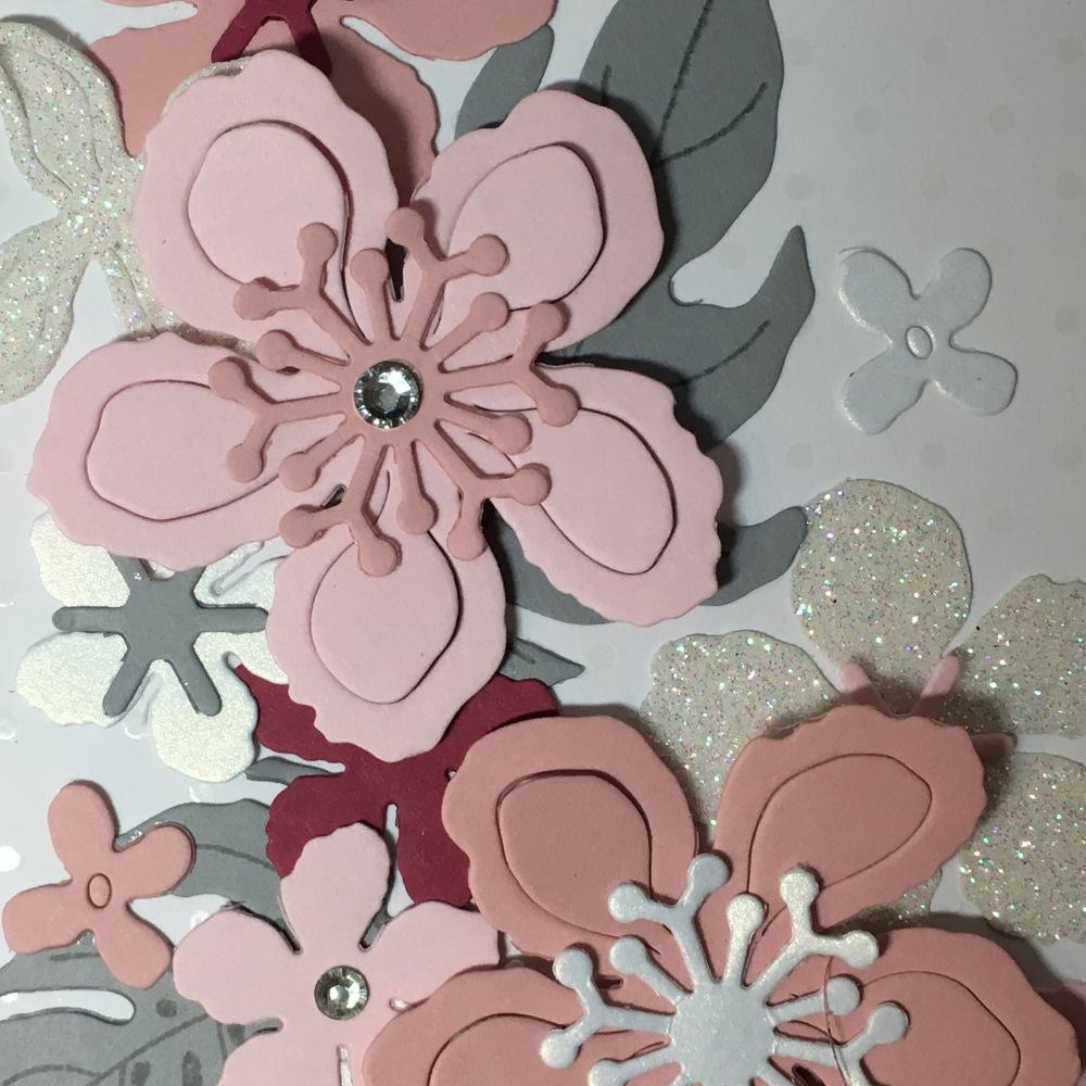 Maui Stamper Botanical Blossoms Ultimate Pink Blog Hop 2016