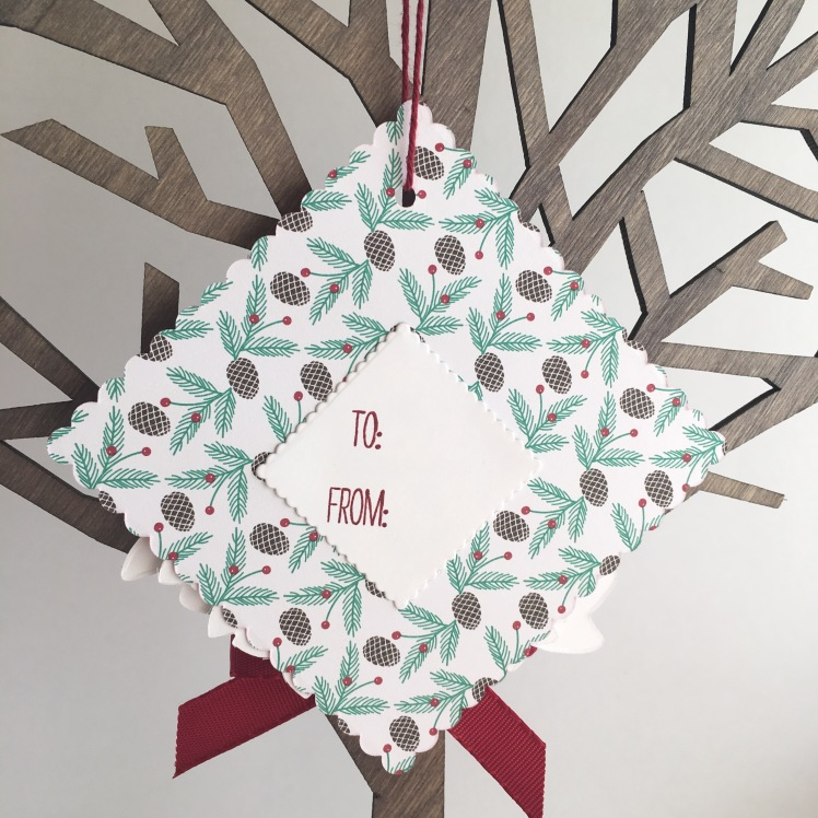 Maui Stamper RemARKable Presents & Pinecones with Wondrous Wreath