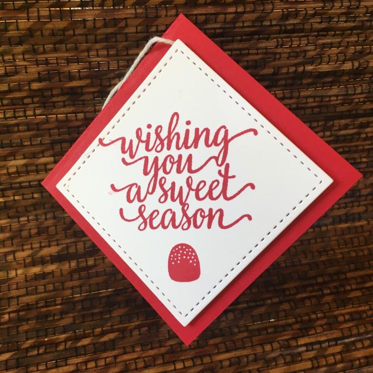 Maui Stamper Sweet Season Gumdrop