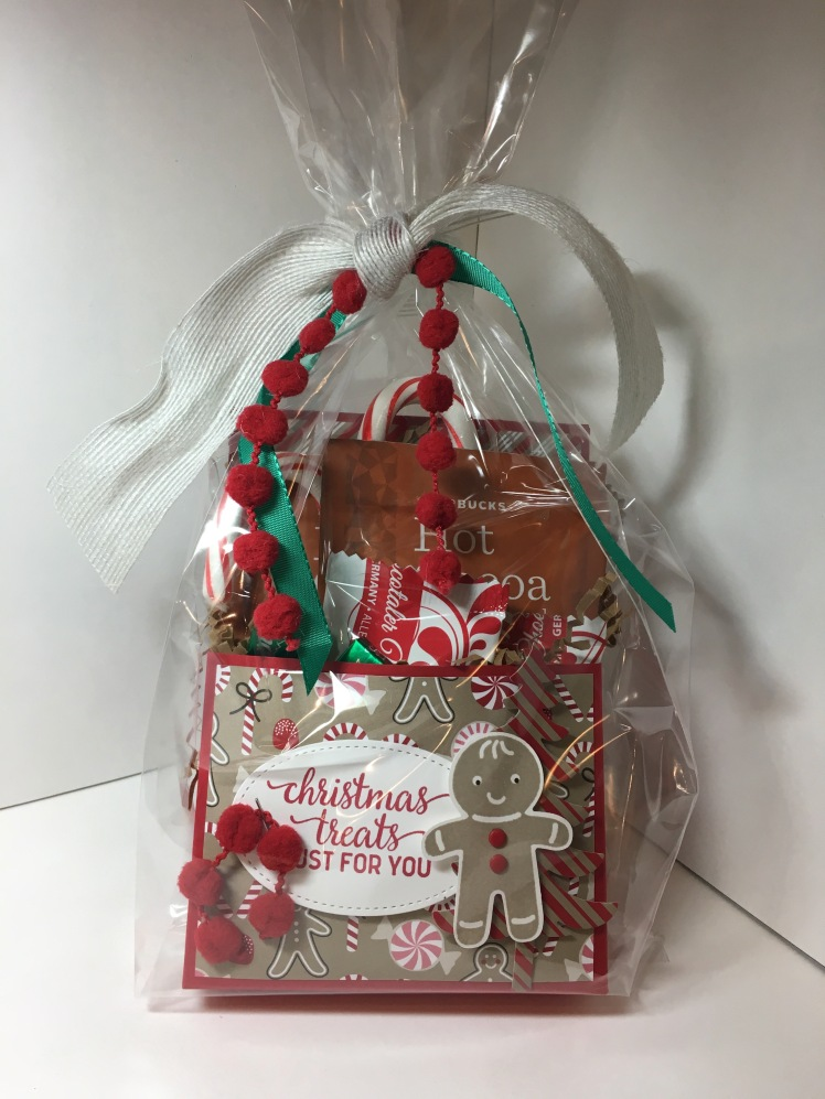 Maui Stamper Cocoa and Sweets Gift RemARKable Tour November 2016