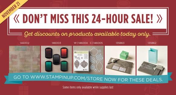 Maui Stamper Online Extravaganza 2016 November 21 Deals