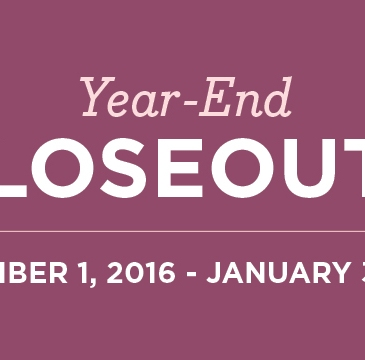 Maui Stamper Year End Closeouts