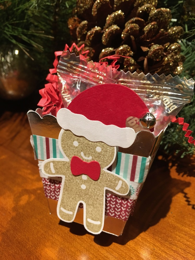 Maui Stamper Cookie Cutter Christmas Brownies
