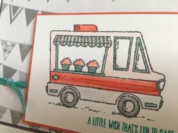 Maui Stamper Tasty Truck Birthday Sale-a-bration 2017