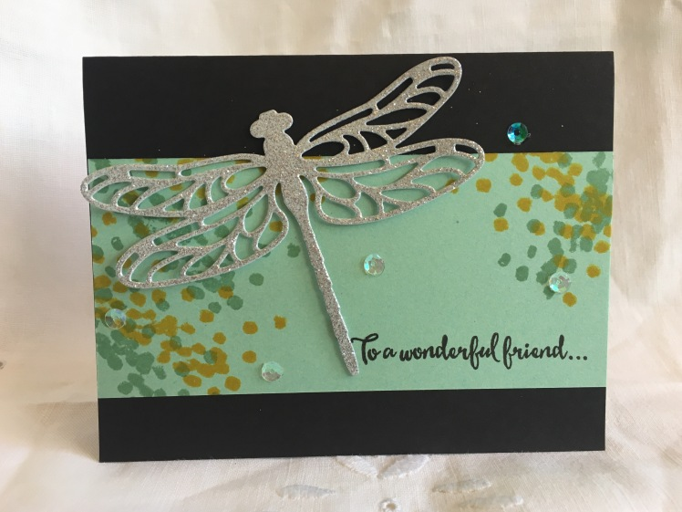 Maui Stamper Linda Zacharias Dragonfly Dreams