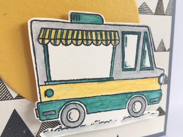 Maui Stamper Tasty Truck Sale-a-bration 2017