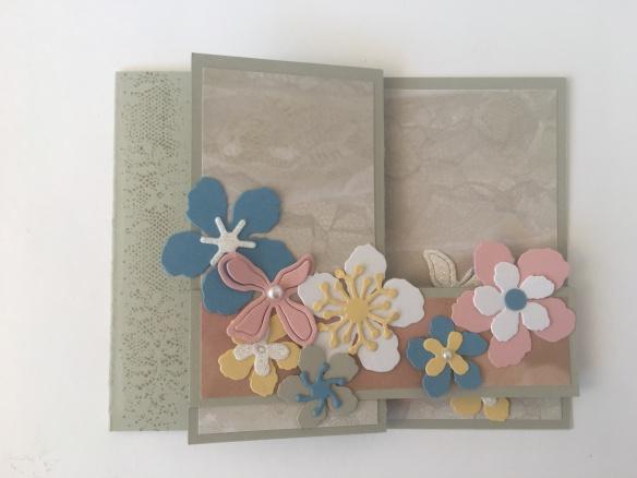 Maui Stamper Botanical Blooms