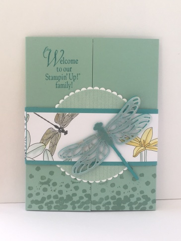 Maui Stamper Welcome to the team Dragonfly Dreams