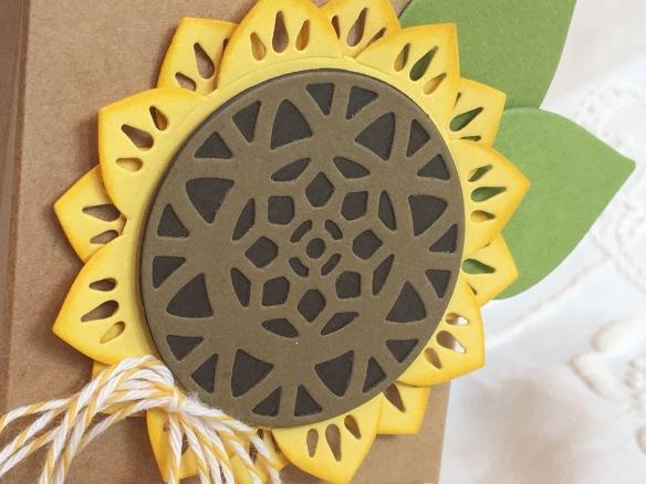 Maui Stamper Eastern Elegance Sunflowers