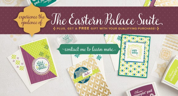 Maui Stamper Eastern Palace Bundle with free gift