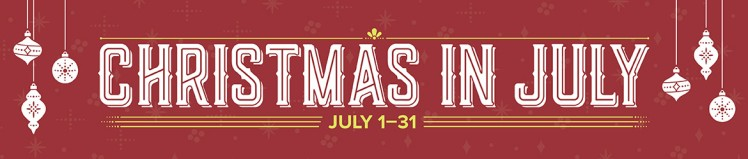 Maui Stamper Stampin' Up! July 2017 Christmas in July Join My Team