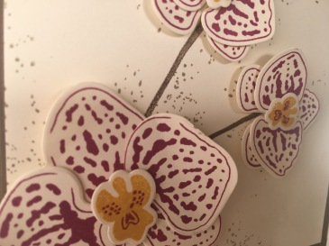 Maui Stamper Climbing Orchid Stampin' Up!