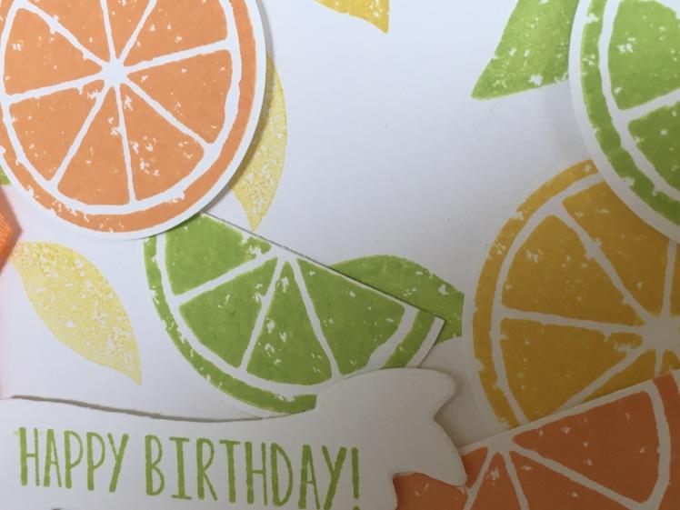 Maui Stamper Lemon Zest Stampin' Up!