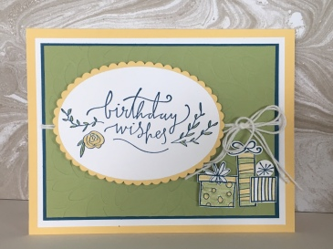 Maui Stamper Happiest of Days Stampin' Up!