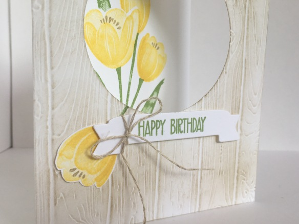 Maui Stamper Tranquil Tulips Stampin' Up!