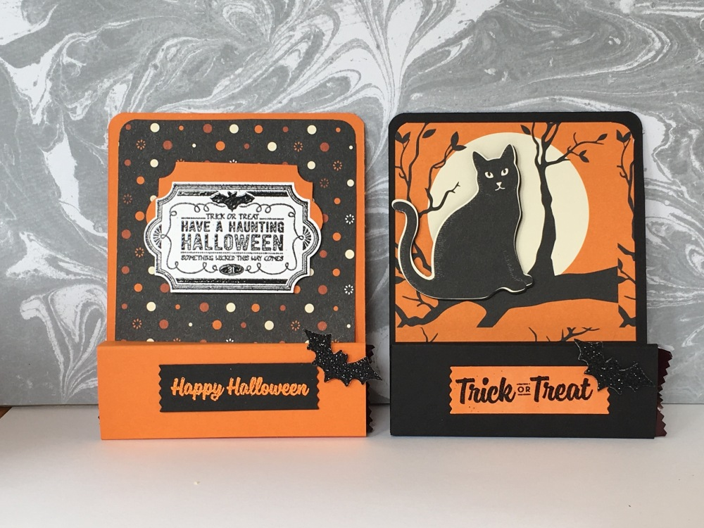 Maui Stamper Stampin' Up! Spooky Night