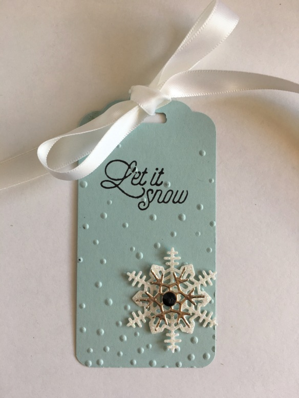 Maui Stamper Stampin' Up! Let It Snow!
