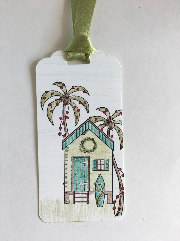 Maui Stamper Stampin' Up! Beachy Christmas