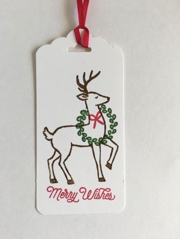 Maui Stamper Stampin' Up! Santa's Sleigh