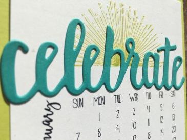 Maui Stamper Stampin' Up! Amazing You SAB 2018 DIY Easel Calendar