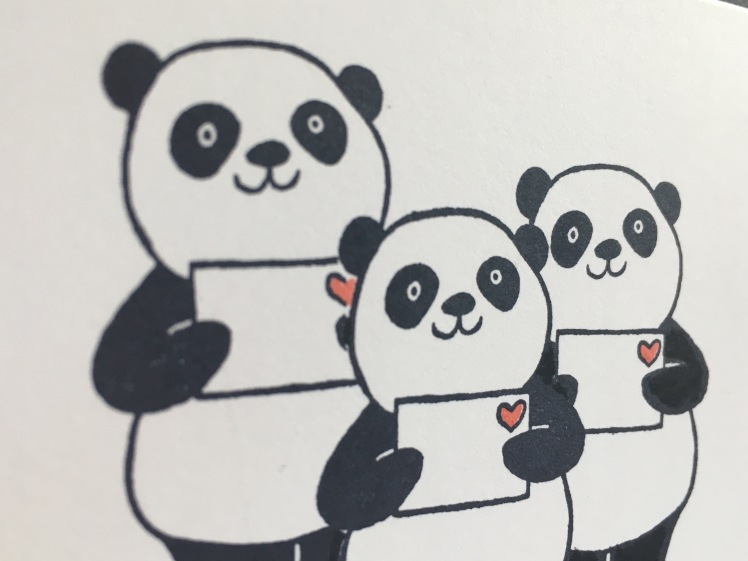 Maui Stamper Stampin' Up! Party Pandas Sale-a-bration 2018