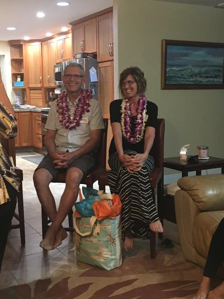Maui Stamper Stampin' Up! Sterling and Shelli visit Maui