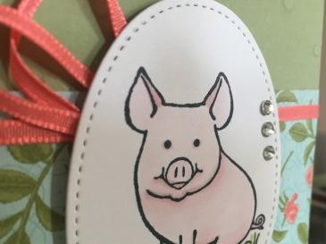 Maui Stamper Stampin' Up! This Little Piggy Valentine