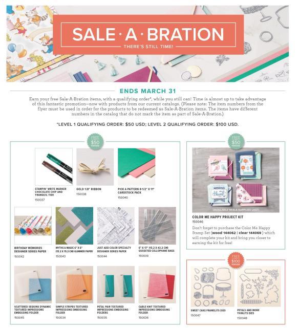 Maui Stamper Sale-a-bration 2018 3rd Release