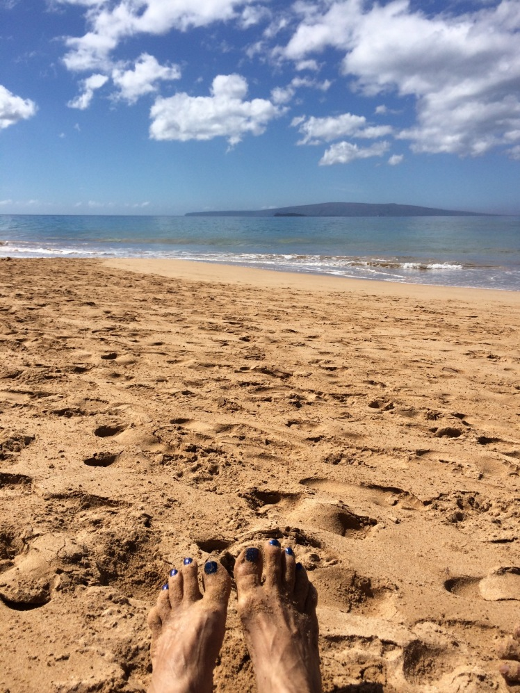 Maui Stamper Keawakapu Beach Maui