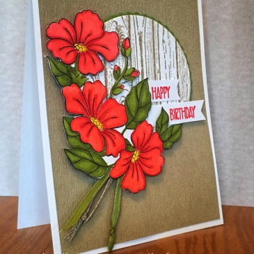 Maui Stamper Stampin' Up! Color Your Season August 2018 ONLY