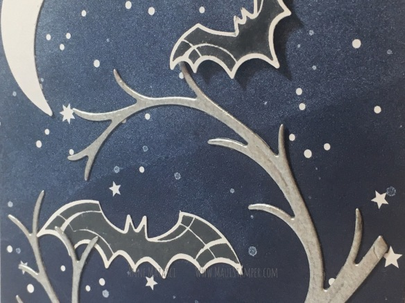 Maui Stamper Stampin' Up! Spooky Suites Night Owl Holiday 2018