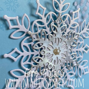 Maui Stamper Stampin' Up! Snowflake Showcase Limited Edition 2018