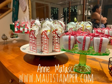 Maui Stamper Stampin' Up! Holiday Goodies