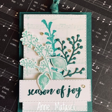 Maui Stamper Stampin' Up! First Frost