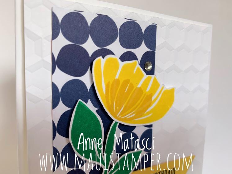Maui Stamper Stampin' Up! Bloom By Bloom