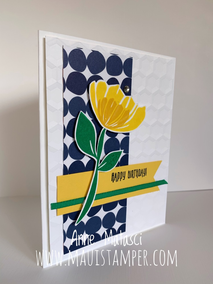 Maui Stamper Stampin' Up! Bloom By Bloom