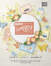 Stampin' Up! 2019 Occasions Catalog